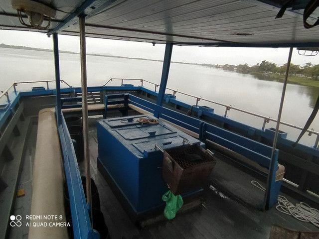 Barco de turismo e pesca esportiva - Foto 4