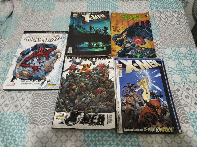 Revistas em quadrinhos (HQs)