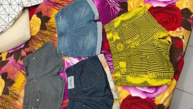 Shorts, Bermudas, Calças e Blusas 35,00 - Foto 4