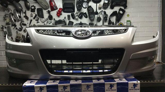 Para-choque Dianteiro Hyundai I30 09/12 Original Usado
