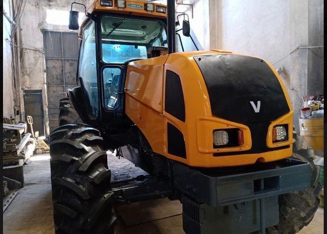 Trator Valtra Bm110 4x4 (entrada+parcela)