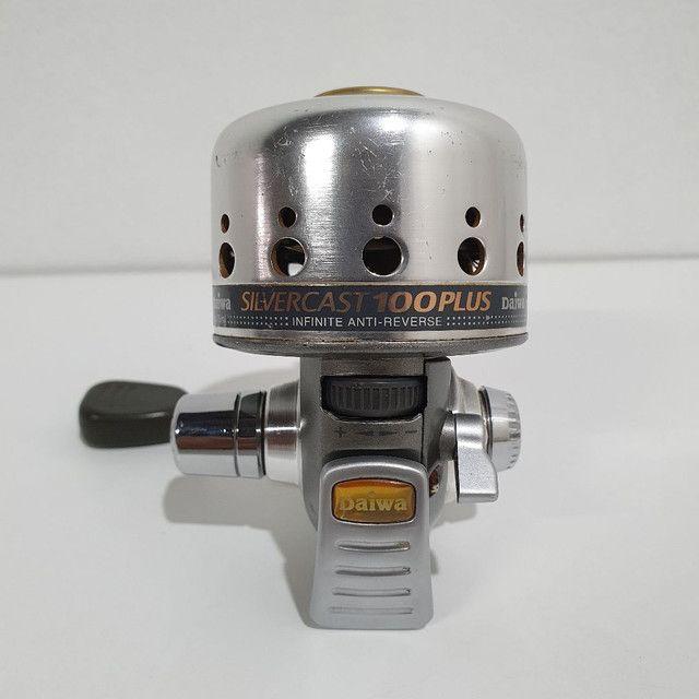 Spincast daiwa silvercast 100 Plus original