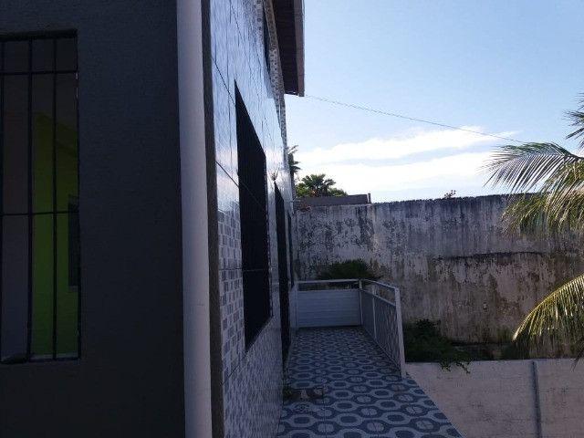duas casas em casa caiada alugadas inquilino pontual 6qtos 2sts 6vgs há 5min do shopp - Foto 20