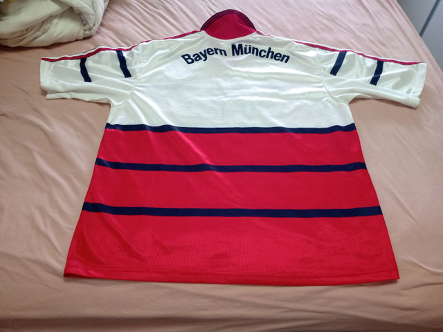 Camisa Bayern de Munique temporada 99/00 - Foto 2