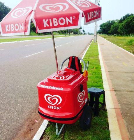 Vendedor de picolés da kibon - Foto 6