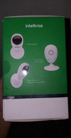 Câmera de segurança wi-fi HD, NA CAIXA - Foto 4
