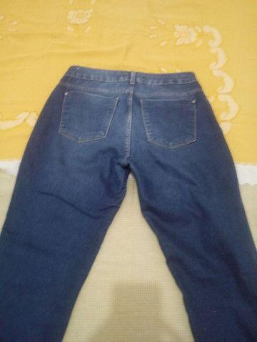 Calças Jeans Femininas Tamanho 42 - Foto 2
