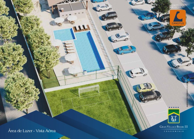 Village Brasil III, apartamentos, 2 quartos - Foto 7