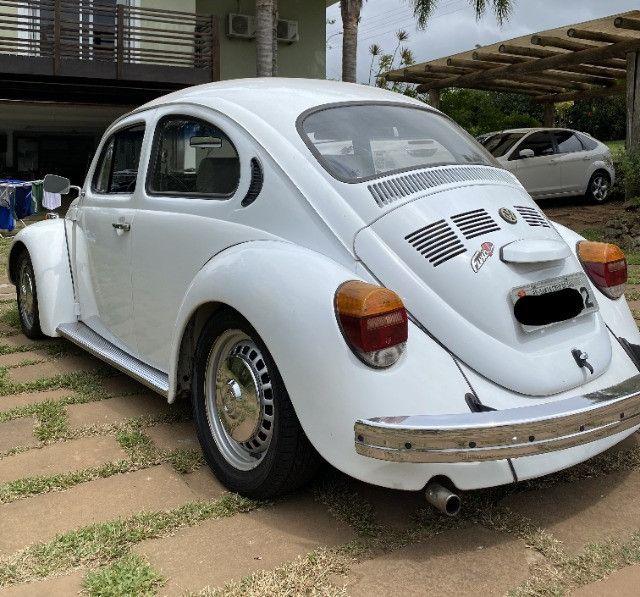 VW Fusca Itamar 1995 67mil km - Foto 7