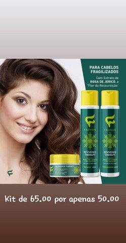 Kits para o cabelo - Foto 4