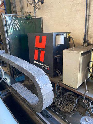 Máquina de corte plasma Oxipira Shape Runner - Foto 4