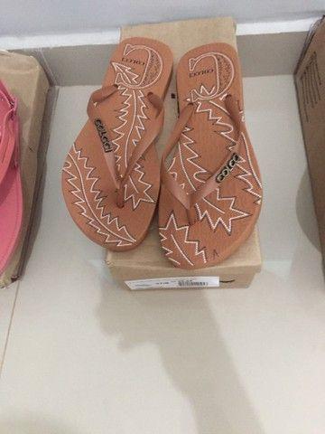 Sandálias femininas ORIGINAIS da colcci pela metade do preço  - Foto 4