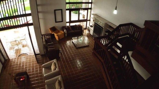 Excelente casa no Aldebaran Alfa 4 suítes,piscina,toda mobiliada  - Foto 7