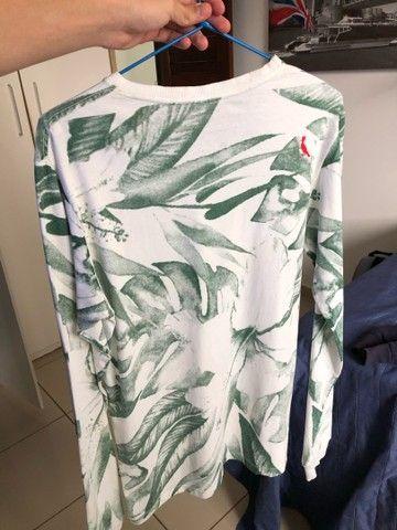 Camisa manga longa da reserva  - Foto 2