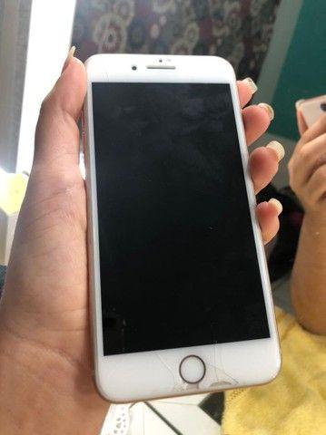 Iphone 8 plus menor preço!!!! - Foto 3