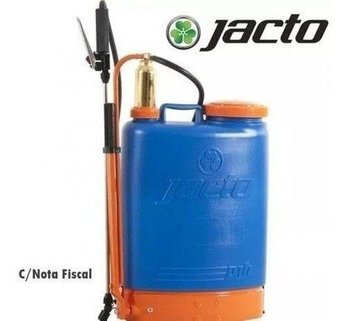 Pulverizador Agricola Costal Manual Jacto PJH 20 litros 3 ano garantia - Foto 6