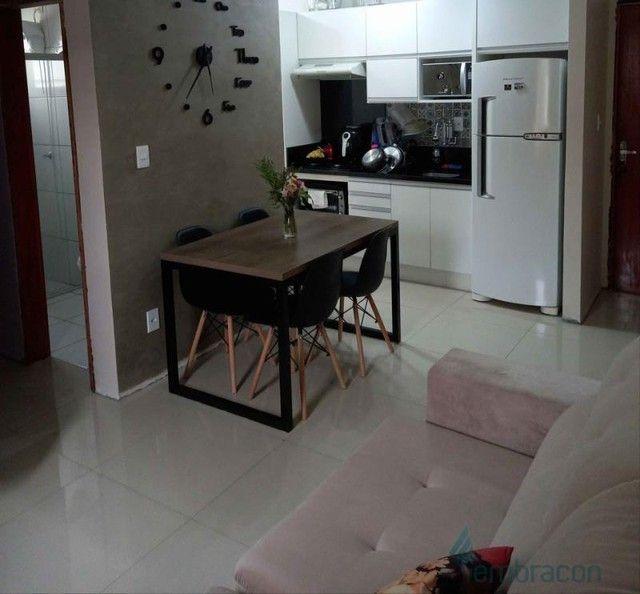 Apartamento à venda com 2 dormitórios em Fundos, Biguacu cod:1063 - Foto 3
