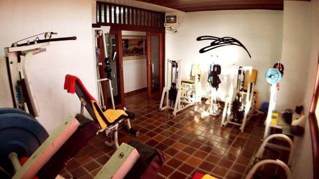 Excelente casa no Aldebaran Alfa 4 suítes,piscina,toda mobiliada  - Foto 14