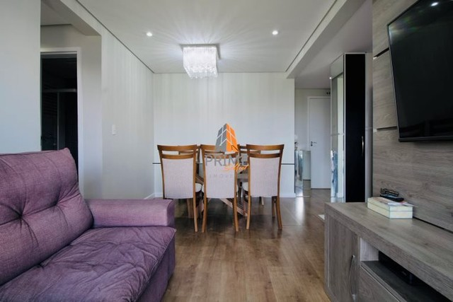 Residencial Bonjour - 2 dormitórios, (1 suíte), 1 vaga, 56m² - Fanny - Foto 9
