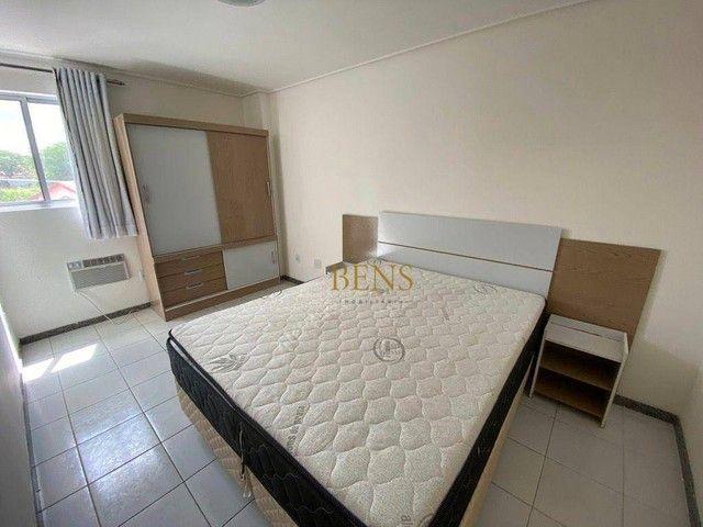 Apartamento com 2 dormitórios para alugar, 73 m² por R$ 1.400,00/mês - Catolé - Campina Gr - Foto 9
