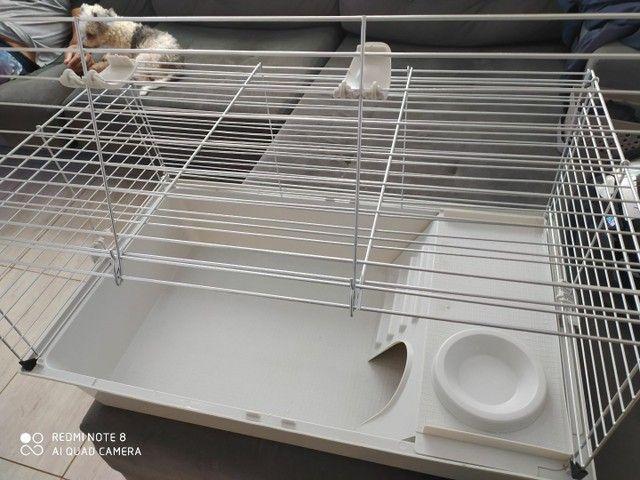 Gaiola grande para roedores - Foto 4