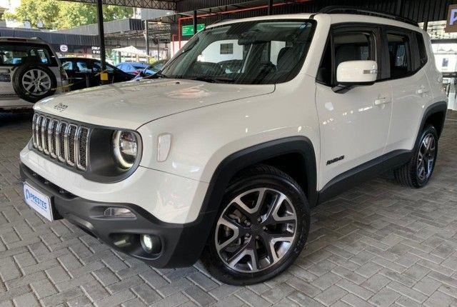 Jeep Renegade 2.0 Longitude Turbo Diesel 4x4 Automático 2019