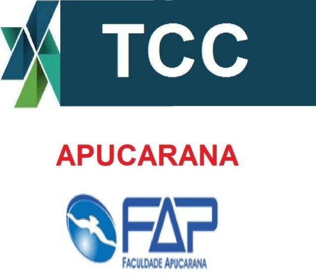 Tcc - Consultoria - APUCARANA - FAP - FACNOPAR - FECEA - Pré-Projeto - Foto 2