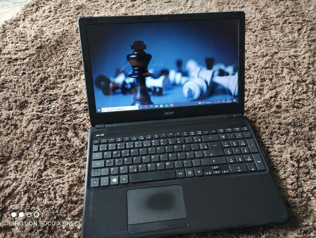 Notebook Acer i3 4g - semi novo