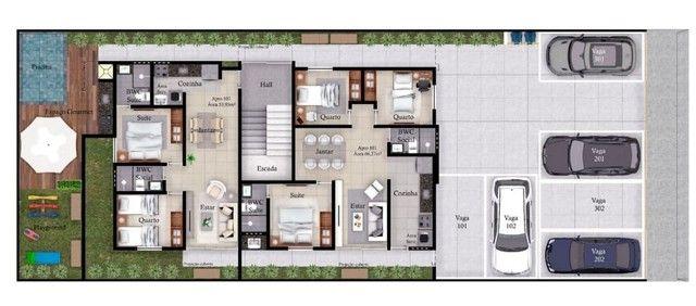 Apartamento no Altiplano com 2 Quartos sendo 1 suíte, Piscina A Partir de R$ 187.900,00* - Foto 6
