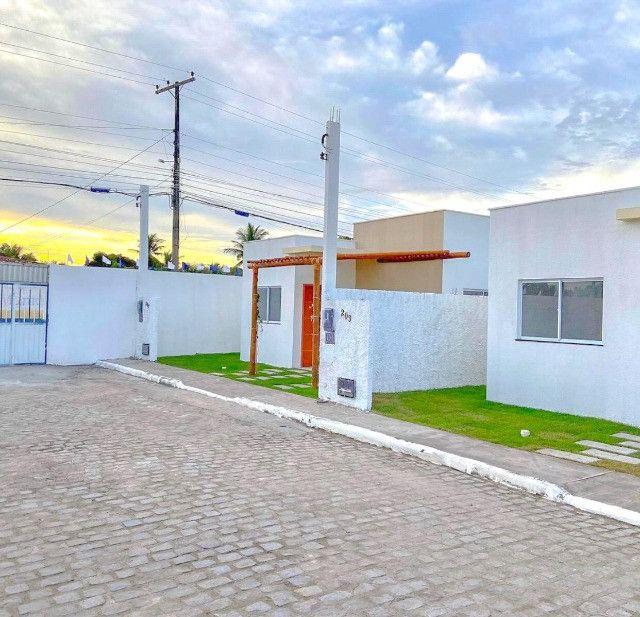 Casas de 2/4 com área para ampliação, próximo do Tomba! - Foto 3