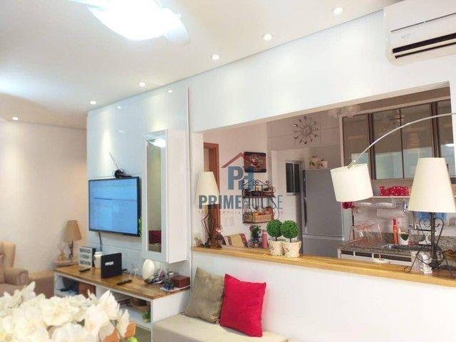 Apartamento Garden com 3 dormitórios, sendo 1 suíte à venda, 121 m² total, por R$ 530.000