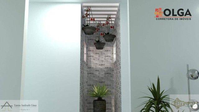 Casa no Jardim Petrópolis com 2 dormitórios à venda, 62 m² por R$ 170.000 - Gravatá/PE - Foto 13