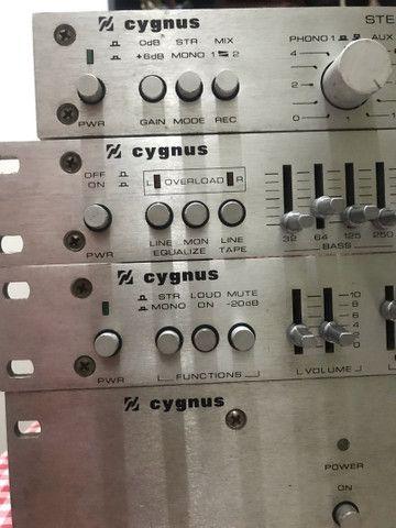Cygnus Set de Som SM400, GE400, CP400 e PA800 - Foto 4