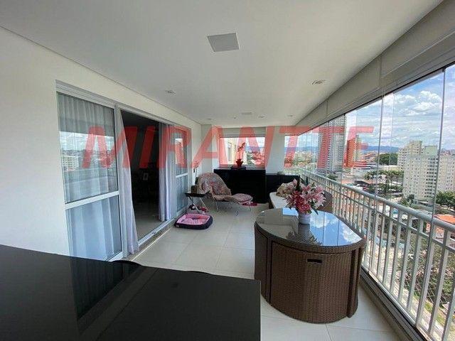 Apartamento à venda com 3 dormitórios em Freguesia do ó, São paulo cod:357731 - Foto 4