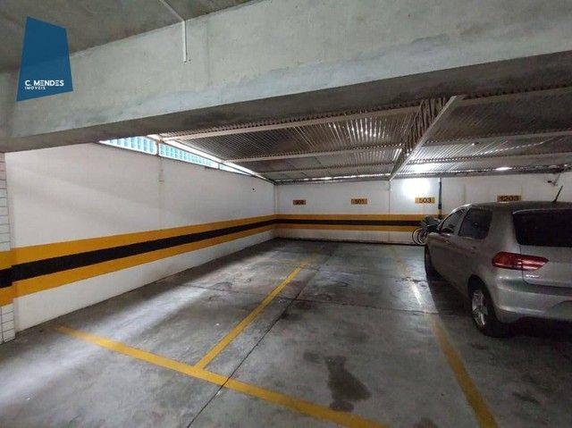 Apartamento com 3 dormitórios à venda, 63 m² por R$ 420.000,00 - Meireles - Fortaleza/CE - Foto 8
