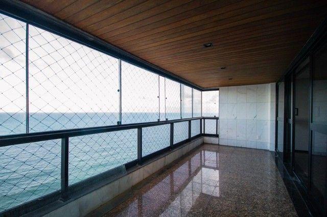 Apartamento com 4 quartos para alugar, 405 m² por R$ 13.432/mês - Boa Viagem - Recife/PE