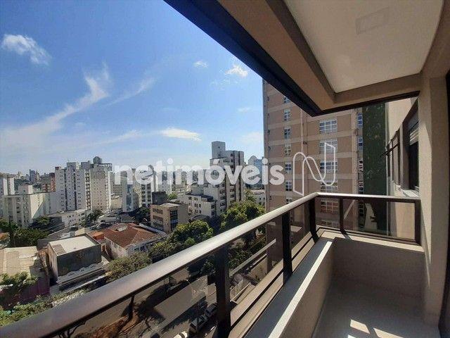 Apartamento para alugar com 1 dormitórios em Santa efigênia, Belo horizonte cod:857554 - Foto 3