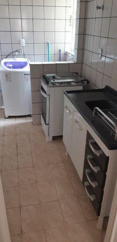 Apto 02 Qtos ja incluso condomínio e Mobiliado - Foto 3