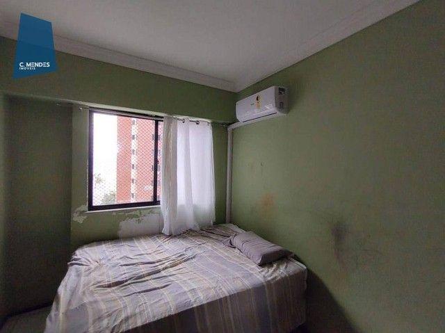 Apartamento com 3 dormitórios à venda, 63 m² por R$ 420.000,00 - Meireles - Fortaleza/CE - Foto 11