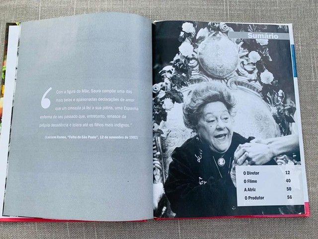 Coleção completa Folha Cine Europeu - 25 livros-DVDs - Foto 3