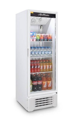 Visa cooler 400 litros JM equipamentos