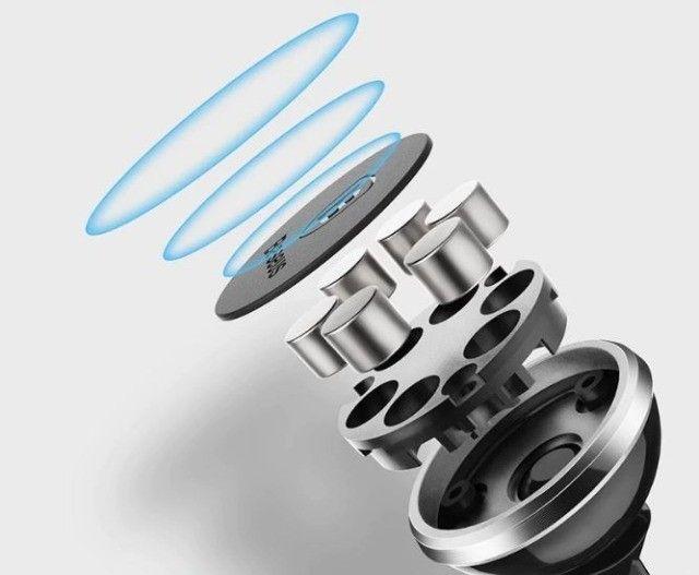 Suporte Veicular Magnético Para Celular 360 Graus Baseus - Foto 5