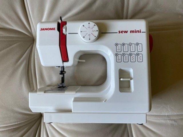Máquina de costura- janone sew mine - Novo - Foto 2