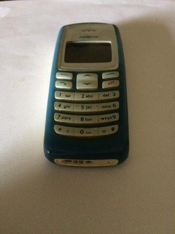 Celular Nokia 2100 Azul - Foto 3