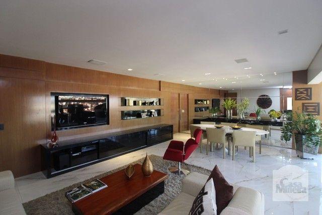 Apartamento à venda com 4 dormitórios em Santa lúcia, Belo horizonte cod:337032