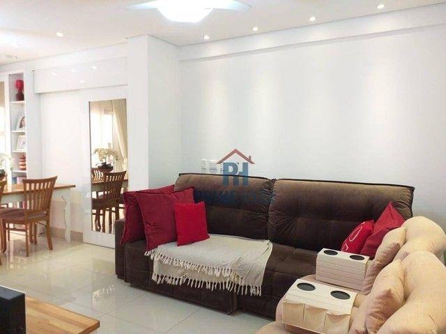 Apartamento Garden com 3 dormitórios, sendo 1 suíte à venda, 121 m² total, por R$ 530.000  - Foto 5
