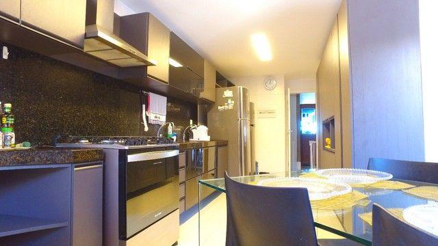 Apartamento beira mar com 195 metros quadrados com 4 suítes em Pajuçara - Maceió - AL - Foto 18