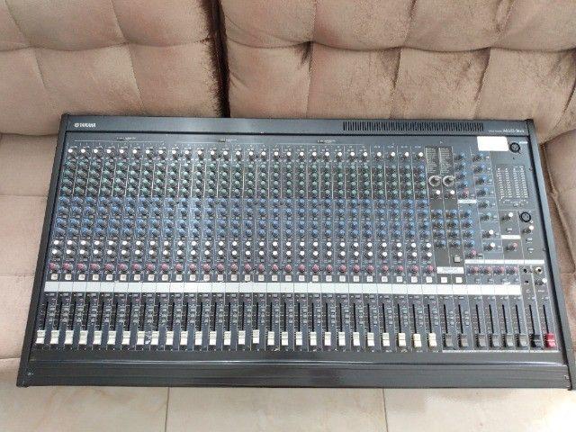 mesa de som Yamaha modelo Mg32/14fx - Foto 2