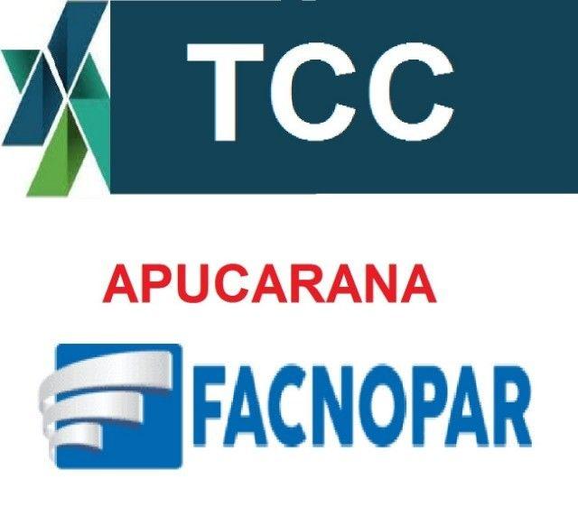 Tcc - Consultoria - APUCARANA - FAP - FACNOPAR - FECEA - Pré-Projeto - Foto 4