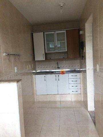 Apartamento com 2 dormitórios para alugar, 60 m² por R$ 800,00/mês - Fonseca - Niterói/RJ - Foto 9